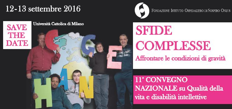 Convegno 16 17 settembre 2016 milano
